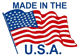 Made In USA Flag.