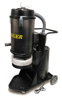 Avenger B1000 USA Made Self-Cleaning Dust Extractor.