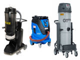 Certifified Surface Preparation Dust Extractors.